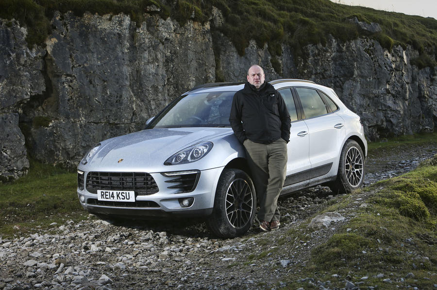 Best cars of 2014 - Porsche Macan