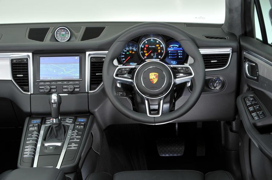 Porsche macan reviews