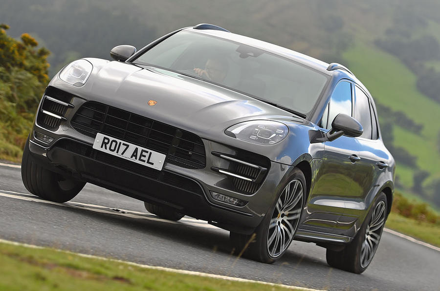 Porsche Macan Turbo Review 2019 Autocar