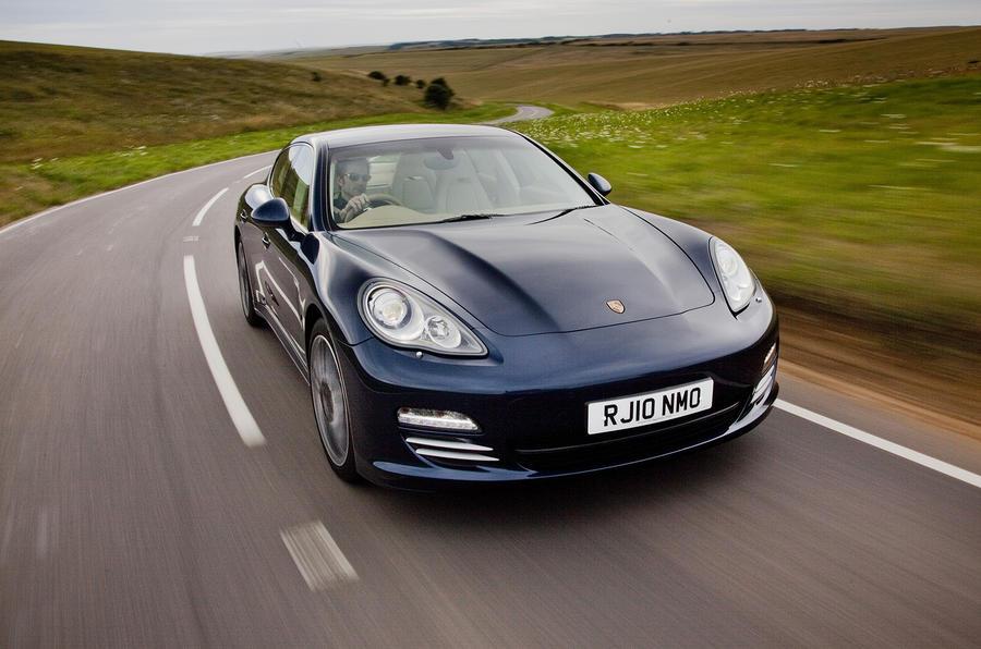 Porsche Panamera gets LWB