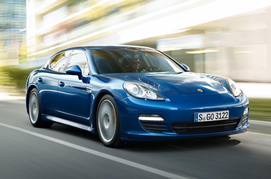 Geneva show: Porsche Panamera hybrid