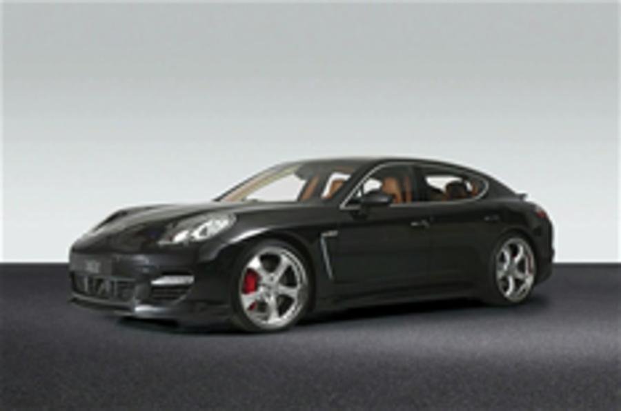 New Techart Porsche Panamera
