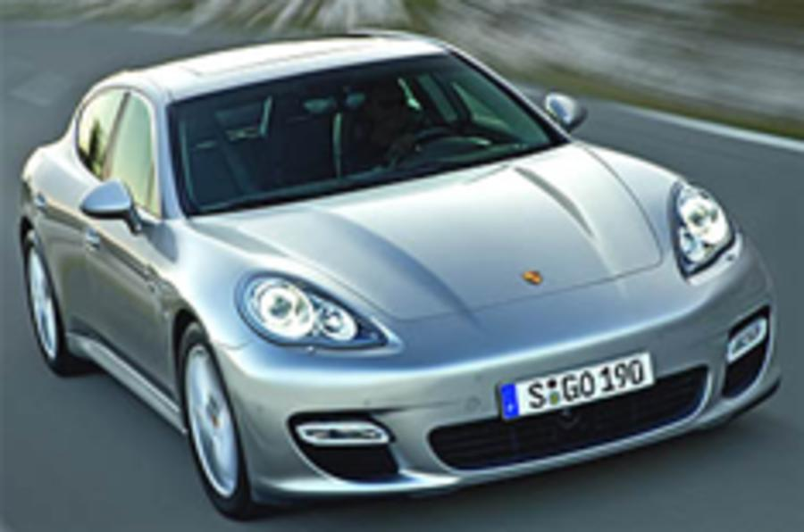 Inside story: Porsche Panamera