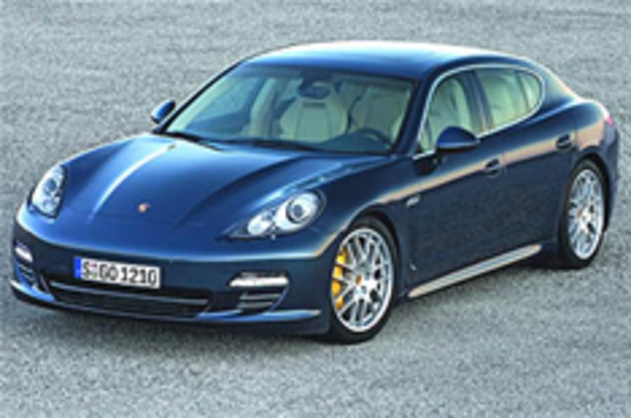 Porsche Panamera: the technical story