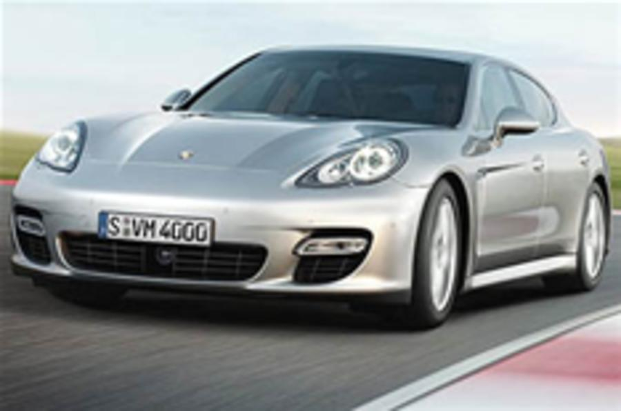 Update: Porsche Panamera