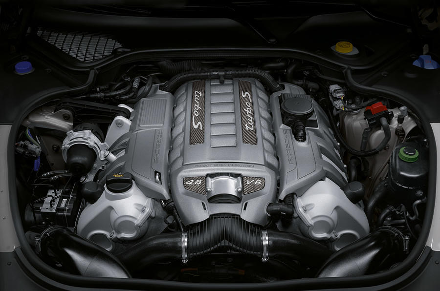 New York motor show: Panamera Turbo S