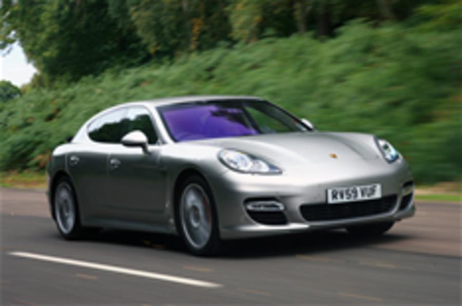 Porsche 'plans Panamera cabrio'