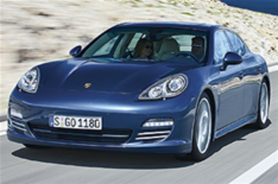 Porsche plans Panamera diesel