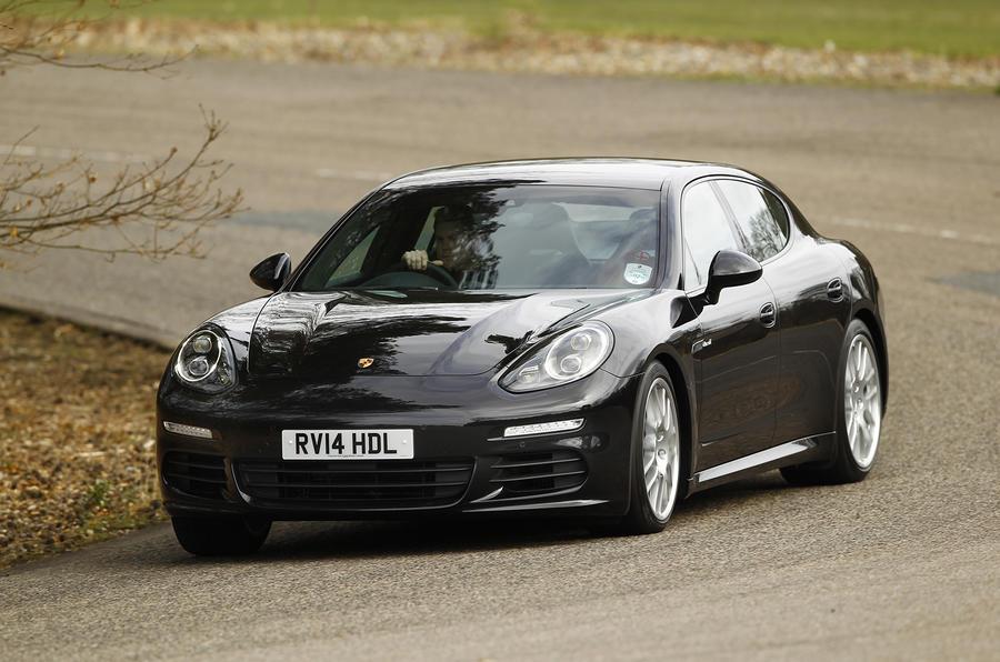 Porsche Panamera Diesel first drive review