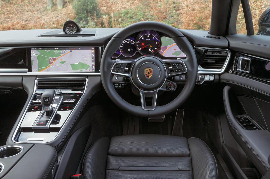 ... Porsche Panamera Interior; Porsche Panamera Dashboard ...