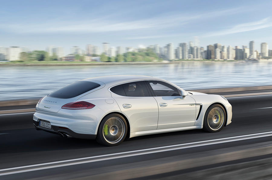 Porsche reveals its intelligent hybrid future
