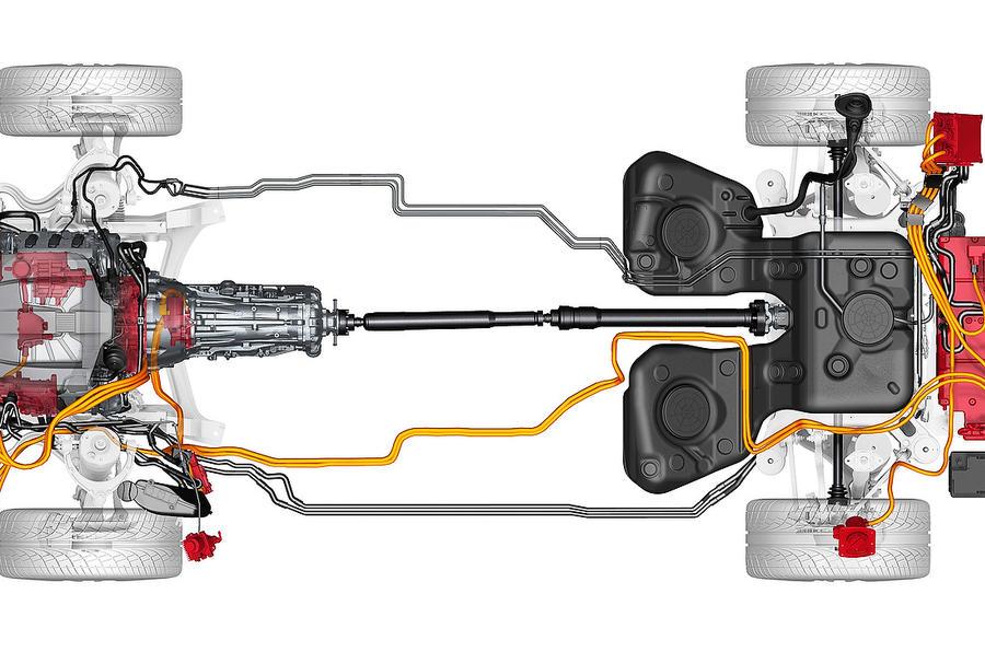 Porsche reveals its intelligent hybrid future