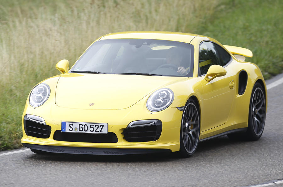 Porsche 911 Turbo S first drive review