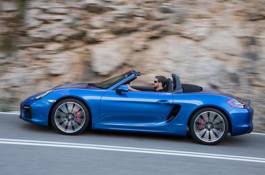 £52,879 Porsche Boxster GTS
