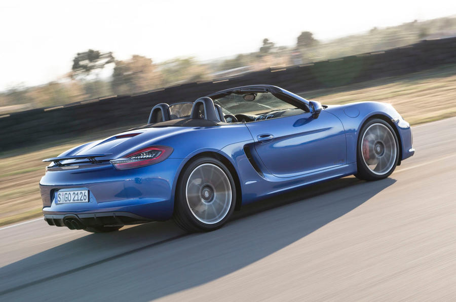 Porsche Boxster GTS first drive review