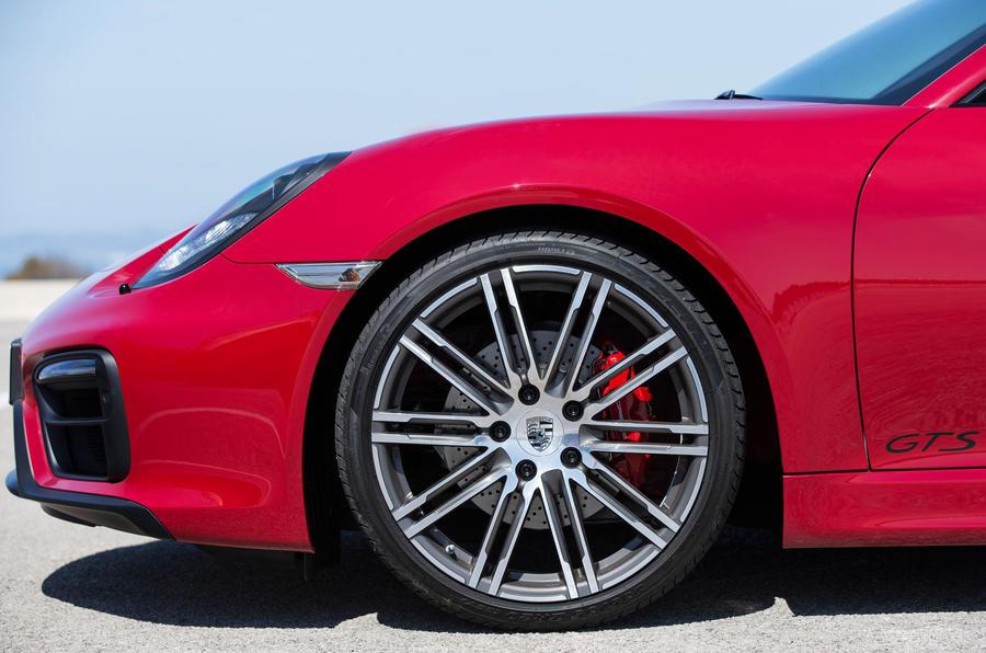 20in Porsche Cayman GTS alloys