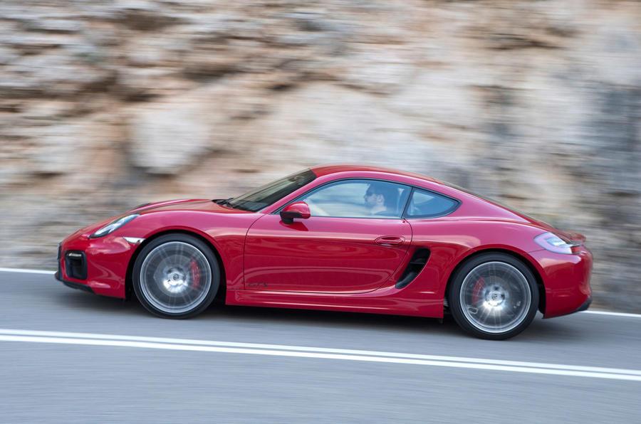 177mph Porsche Cayman GTS