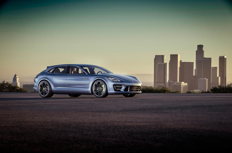 424bhp Porsche Panamera Sport Turismo