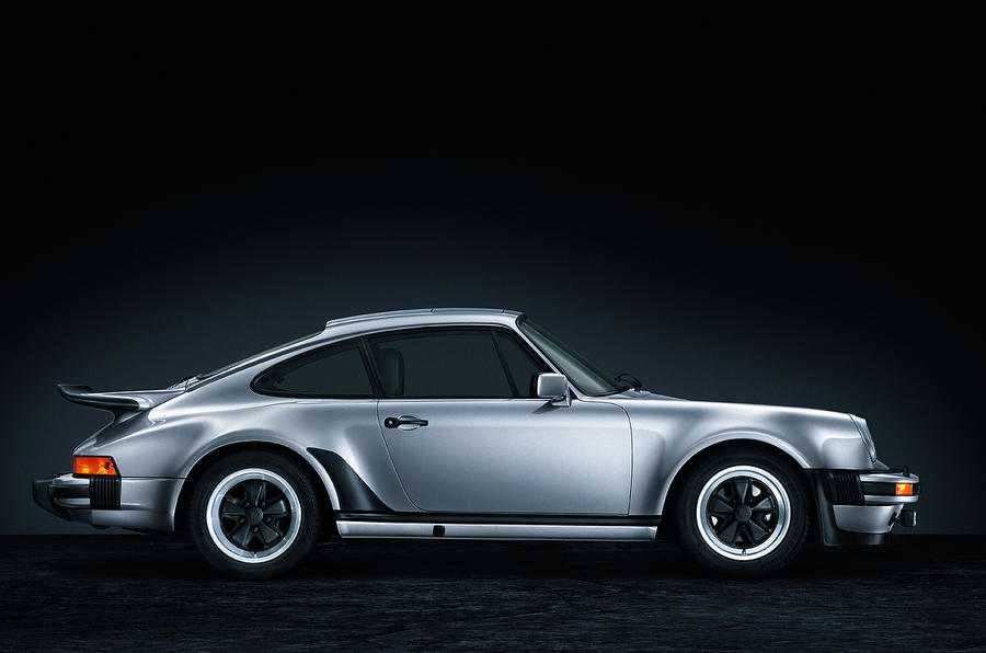 Porsche 911 Turbo: picture special