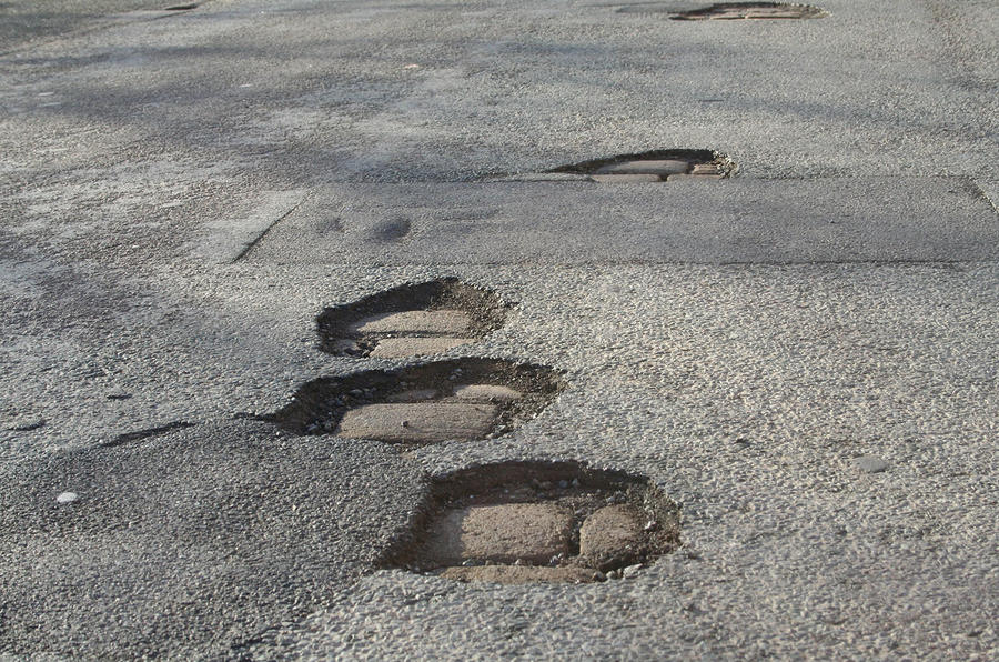 Why the UK's pothole situation has become a disgrace?