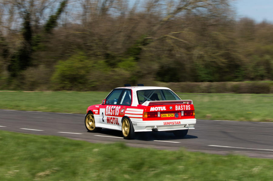 Celebrating 30 years of Prodrive - picture special