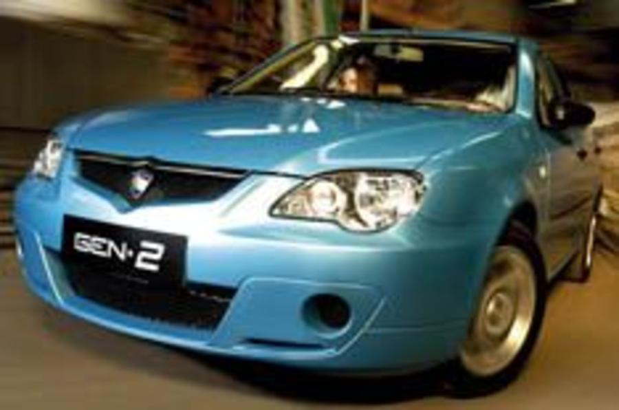 Proton shut the door on MG Rover