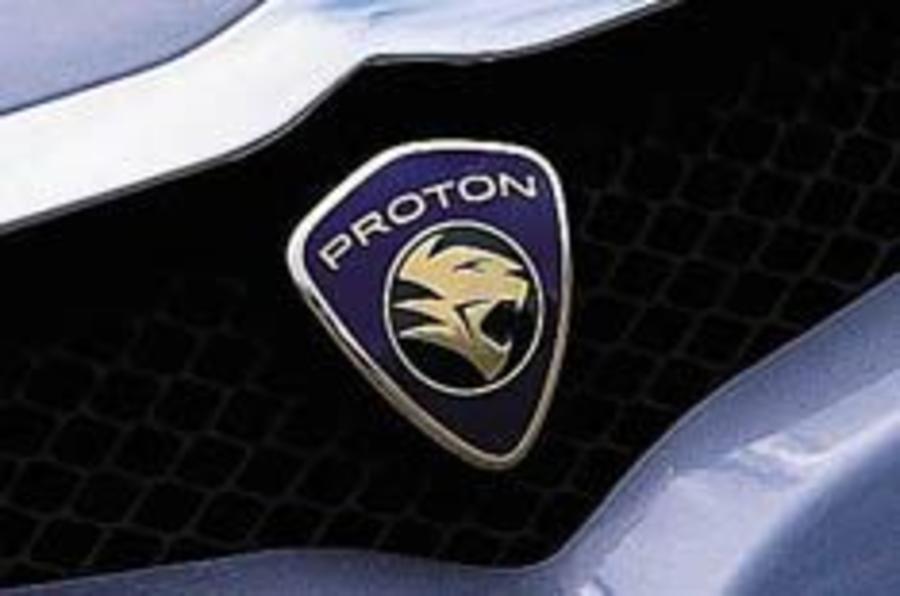GM may buy Proton