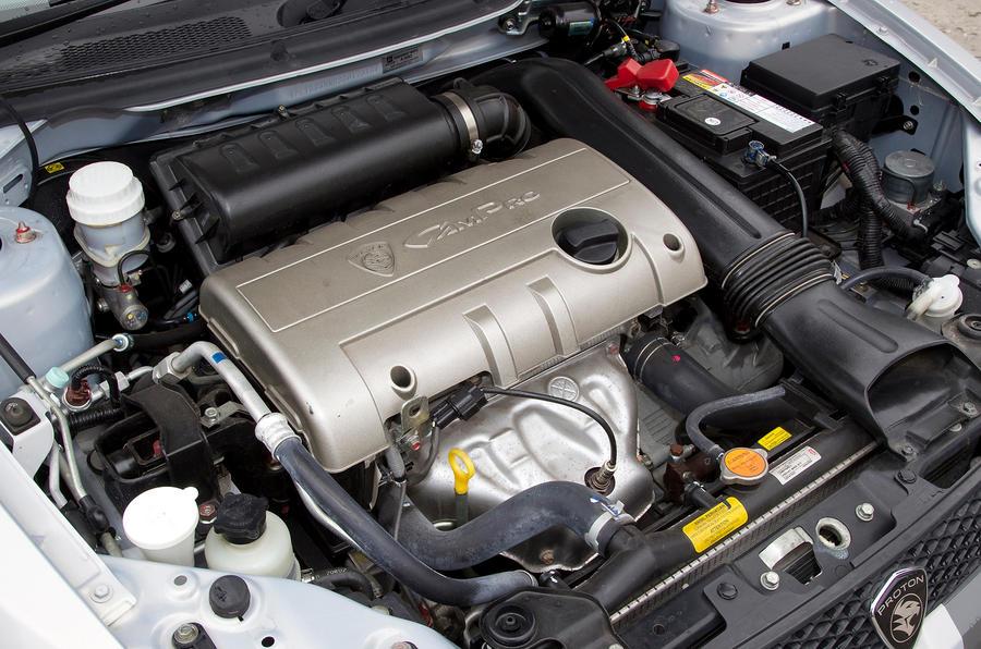 1.6-litre Proton Satria Neo engine