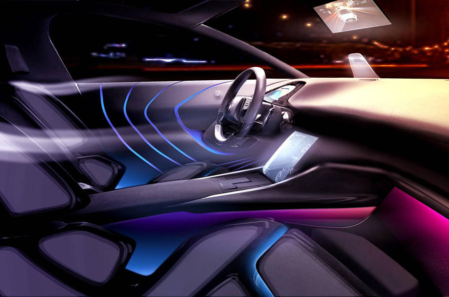 Peugeot Citroen plans new cabin tech