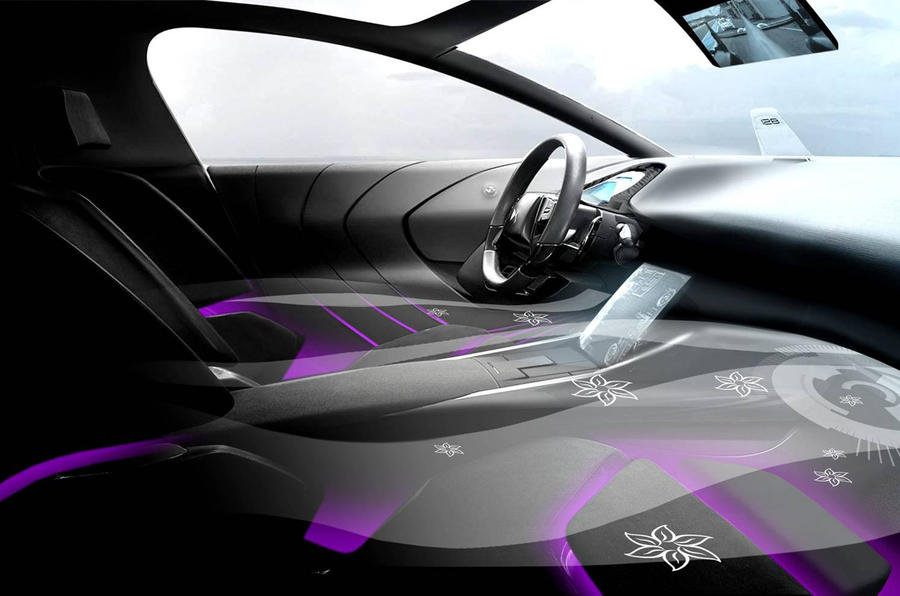 Peugeot Citroen plans new cabin tech