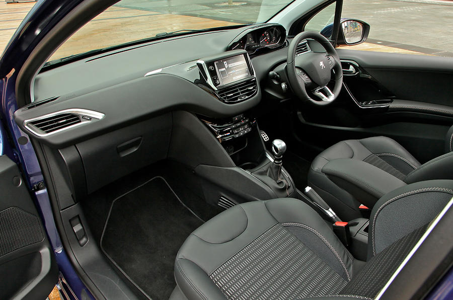 Peugeot 208 1 6 E Hdi Allure Review Autocar
