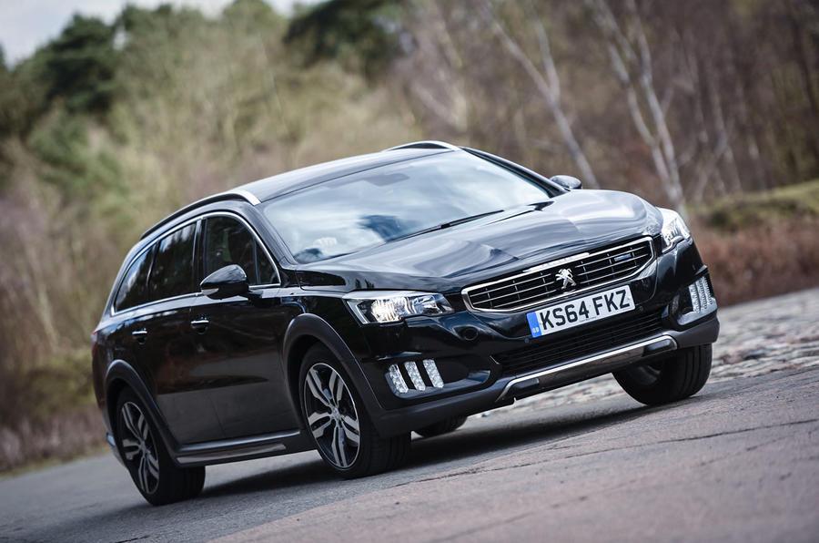 Peugeot 508 Rxh Review 2017 Autocar