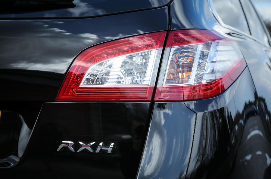 Peugeot 508 RXH rear light