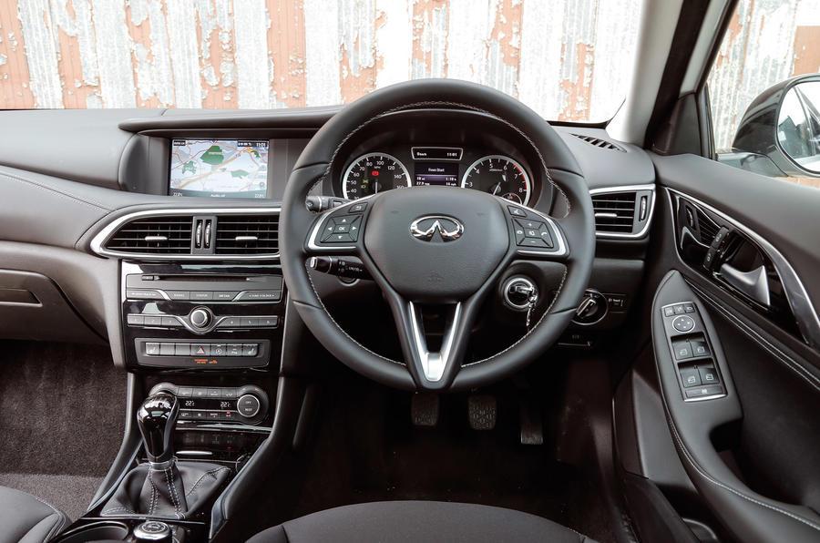 Infiniti Q30 Review 2017 Autocar