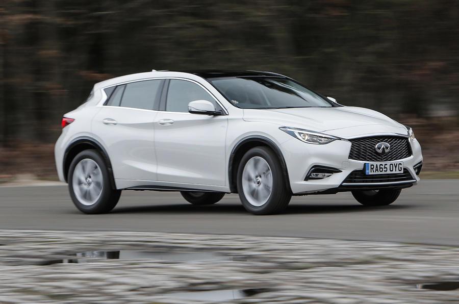 Wholesale Car Prices >> Infiniti Q30 Review (2017) | Autocar