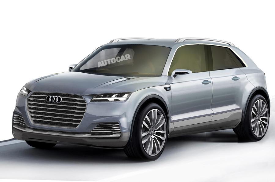 New Audi Q6 to lead upmarket SUV push