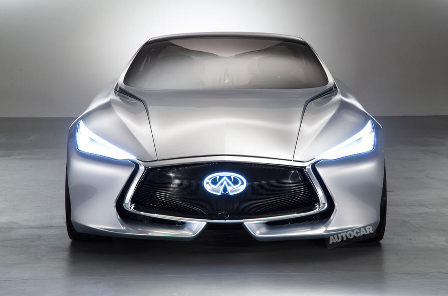 New Infiniti Q80 Inspiration concept - exclusive picture gallery