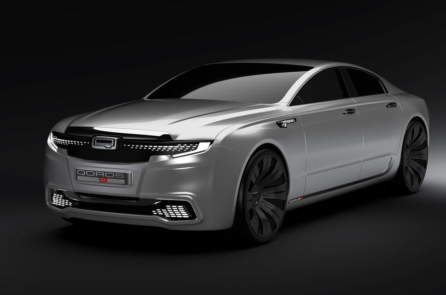 Student designs next Qoros with new concept