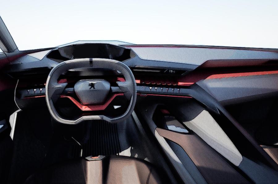 Peugeot reveals Quartz hybrid SUV concept