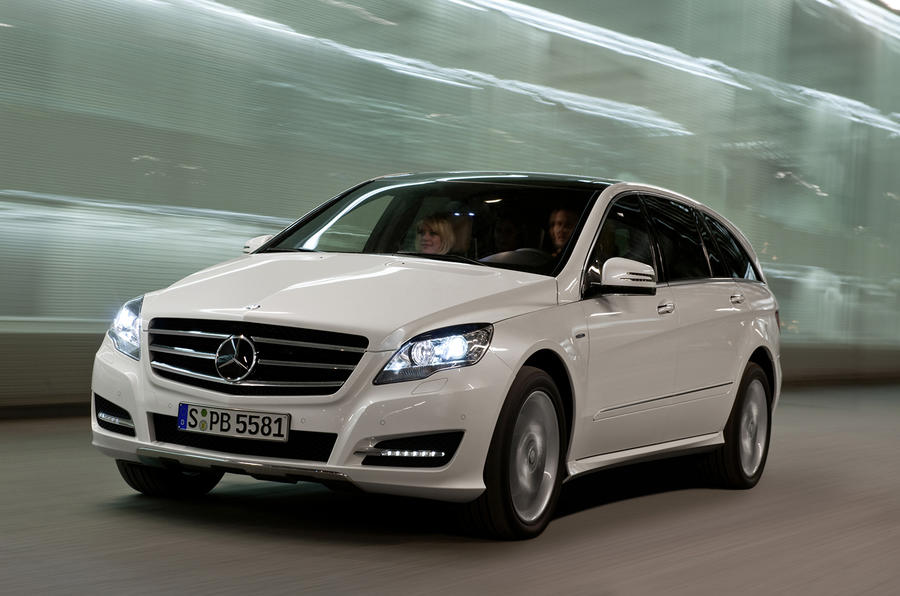 Mercedes-Benz R-class axed in the UK