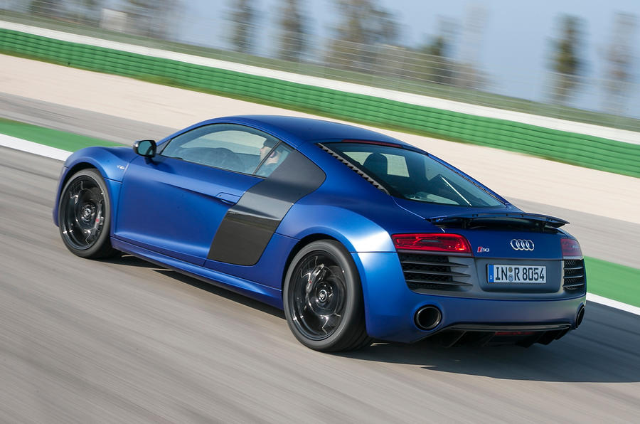 First Drive Review Audi R8 V10 Plus S Tronic Review Autocar