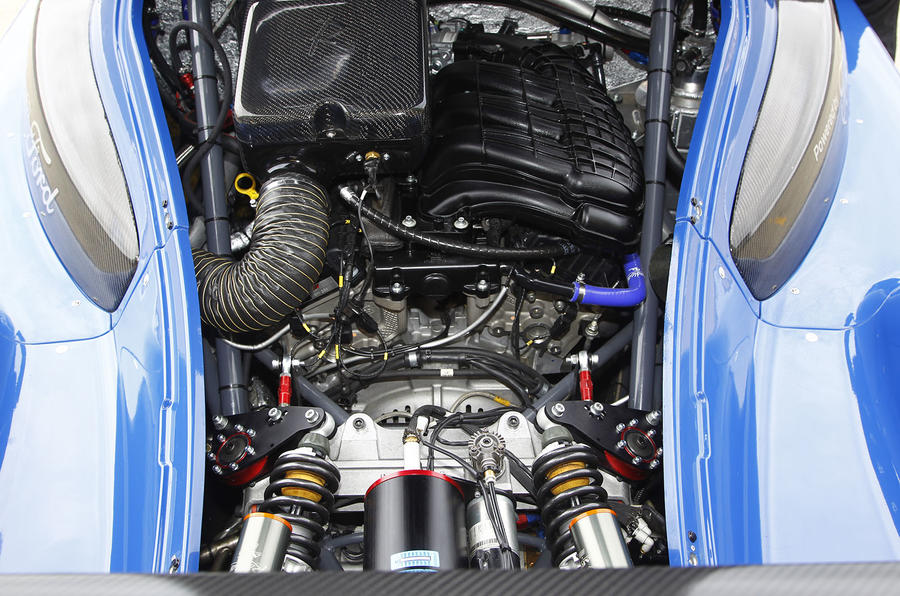 3.7-litre V6 Radical RXC engine