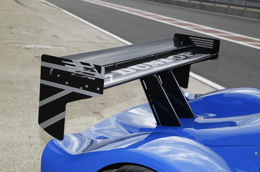 Radical RXC rear wing