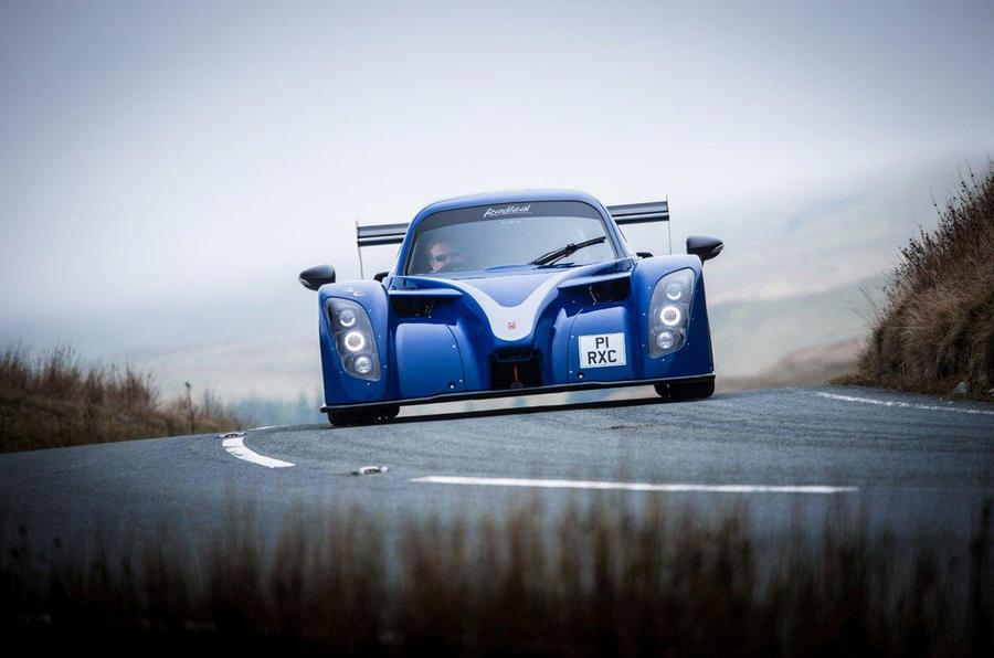 The 380bhp Radical RXC