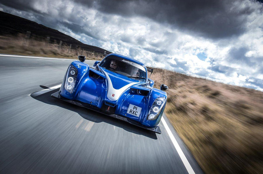 Radical RXC front end