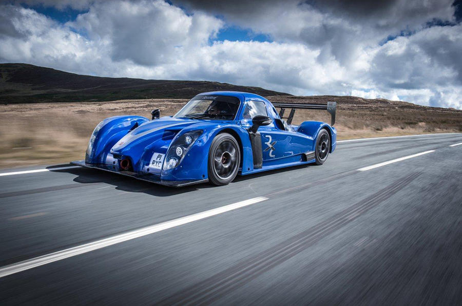 The 900kg Radical RXC
