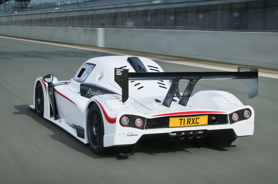 Radical RXC500 rear quarter