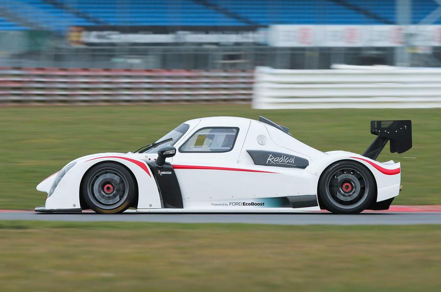 185mph Radical RXC500 track car
