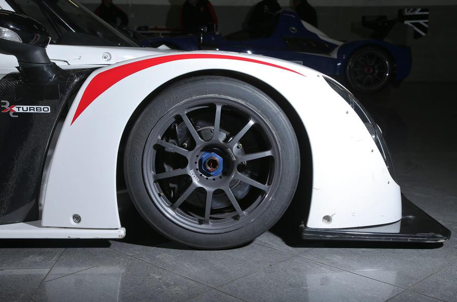 Radical RXC500 alloy wheels