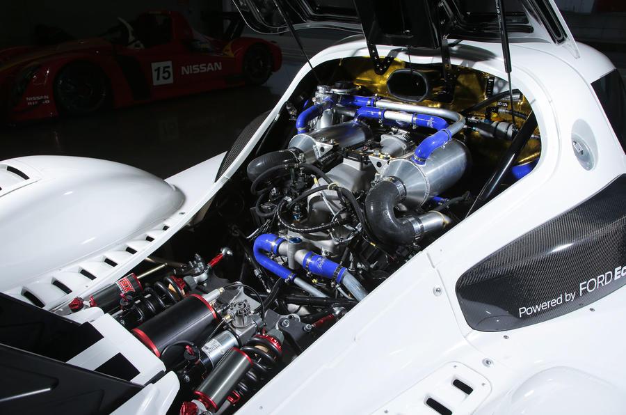 3.5-litre V6 Radical RXC500 engine
